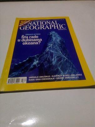 Nacionalna Geografija januar 2007