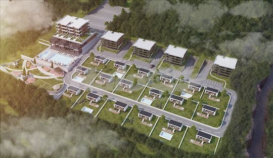 Renew Concept kompleks, 2.5 apartman 63.19m2