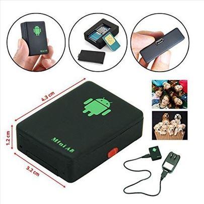 Mini A8  Tracker za pracenje i Prislusluskivanje