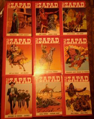 Price sa divljeg zapada komplet 1-37
