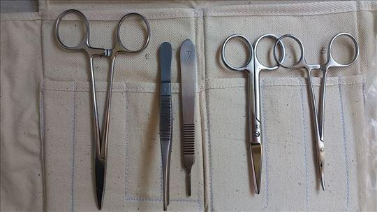 Set za opštu hirurgiju Student set Mali set hirurg