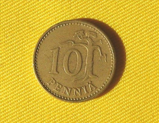 Finska 10 penija