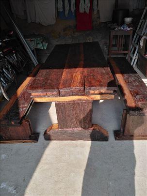 Prodaja stola i klupe