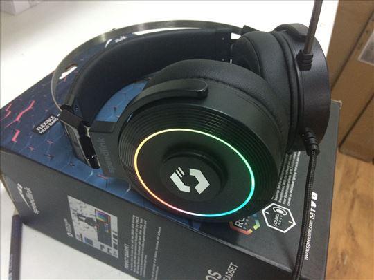 Speedlink Orios RGB 7.1 - NOVO
