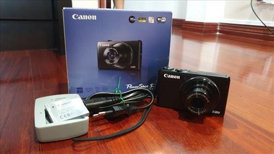 Canon PowerShot S120 + Gorilla Tripod