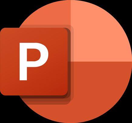 Izrada prezentacije u PowerPoint-u