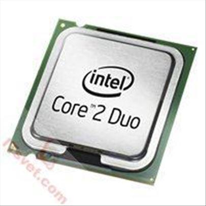 Core 2 Duo E8500 3.16GHz 6MB FSB1333 S775