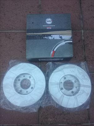Kočioni diskovi i pločice za Renault, Nisan, Dacia