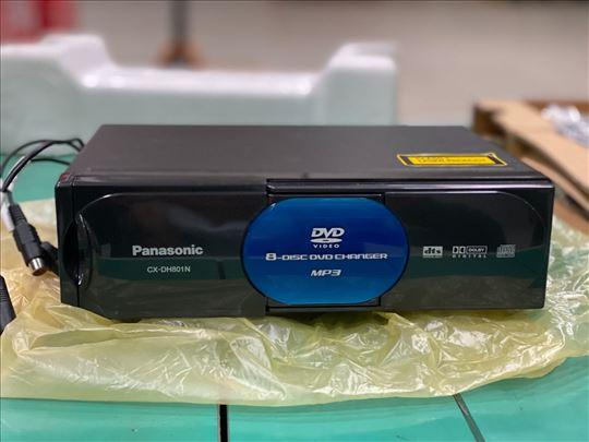 Novo Panasonic DVD video, MP3, DTS, dolby digital