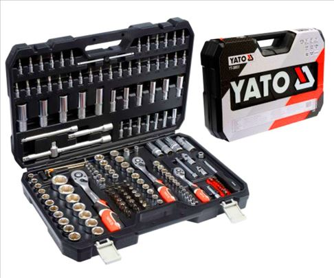 YATO Set kljuceva od 173 delova YT-38931