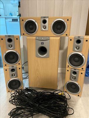 Zvucnici 5.1 JBL SCS 178, uvoz Svajcarska