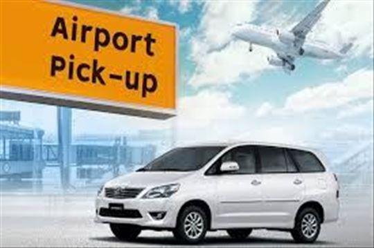 Aerodrom Beograd Taxi transfer Srbija