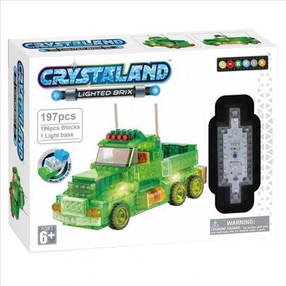 Crystal kocke Kamion 31-841000