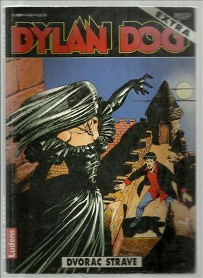 Dylan Dog LUX 16 Dvorac strave (2) (lošiji)