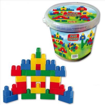 Kocke Maxi blocks, 32 kom 70-619000