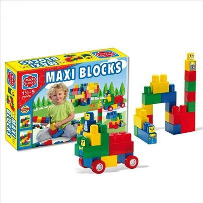 Kocke Maxi blocks , 56 kom 70-625000
