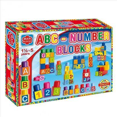 Kocke Maxi blocks velike 70-622000