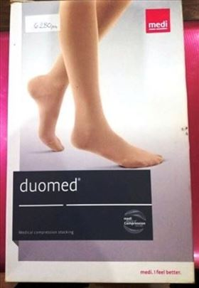 Medicinske kompresivne čarape za vene CCL 2