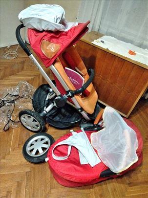 Quinny Buzz dečija kolica sa full opremom ;)
