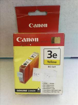 Canon original inks. BCI 3e yellow CENA 199 dinara