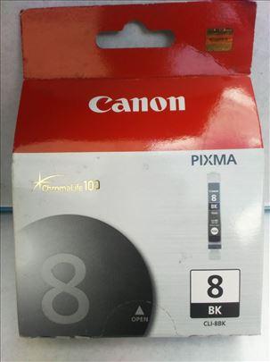 Canon original inks. CLI 8 black CENA 199 dinara.