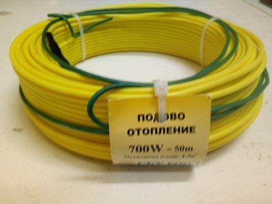 Grejaci / kablovi za podno grejanje i rasad