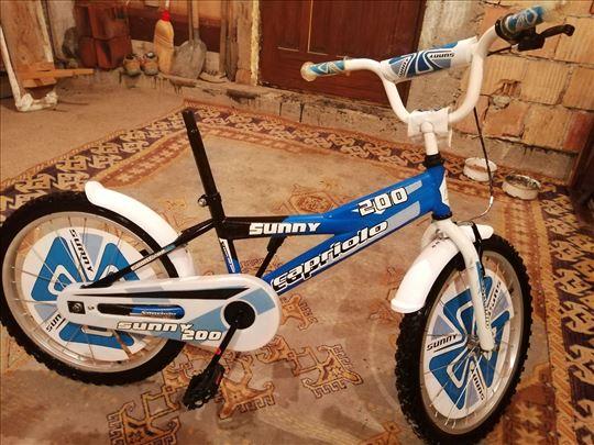 Bicikl za decu Capriolo Sunny