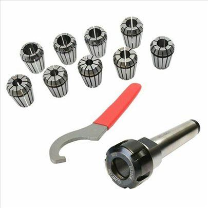 Set nosac caura ER25 MK2 MT2+ Caure 1-16MM + kljuc
