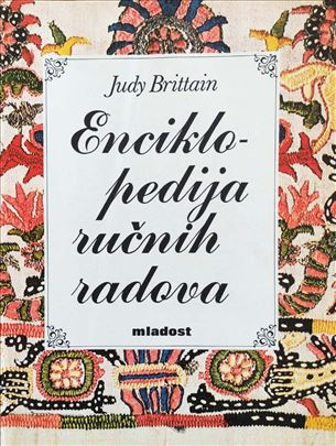 Enciklopedija ručnih radova, Judy Brittain Mladost