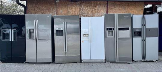 Side by side frižideri - amerikanci ispravni uvoz