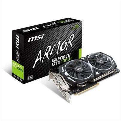 Mining rig MSI Geforce 1080ti Armor