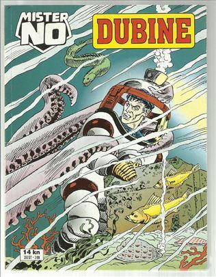 Mister No SD 21 Dubine