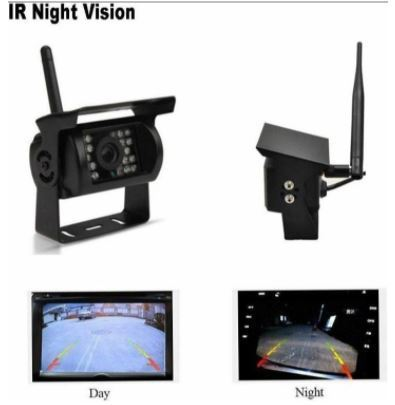 "Monitor 7""+ wIfi 2 bezicne kamere za kamione"