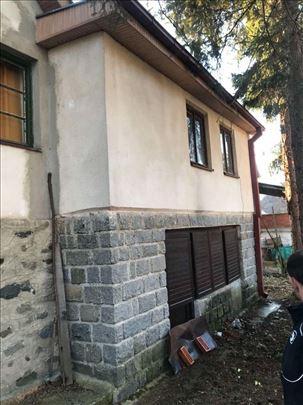 Jošanička Banja 95m2, na 2 ara placa