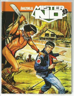 Mister No LIB 2 Amazonija (HC)