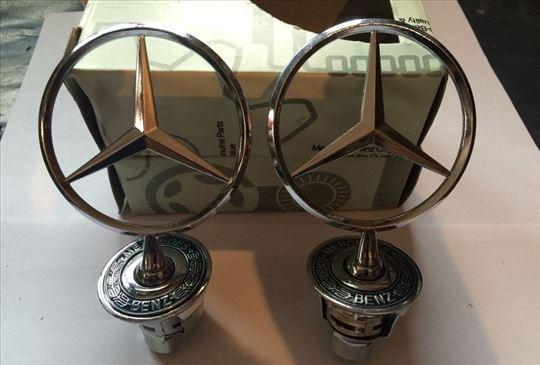 Prednji znak Mercedes C i E klasa - originalni