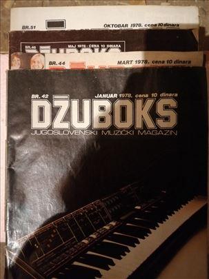 Časopisi Dzuboks
