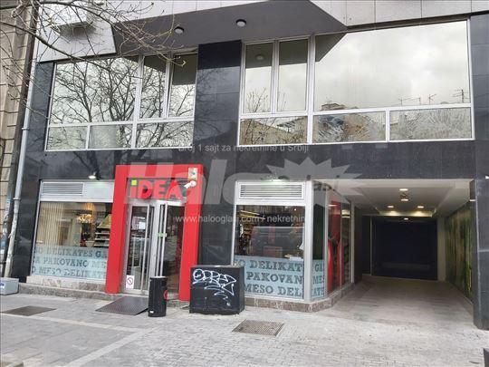 Novi lux poslovni prostor u centru 360m2
