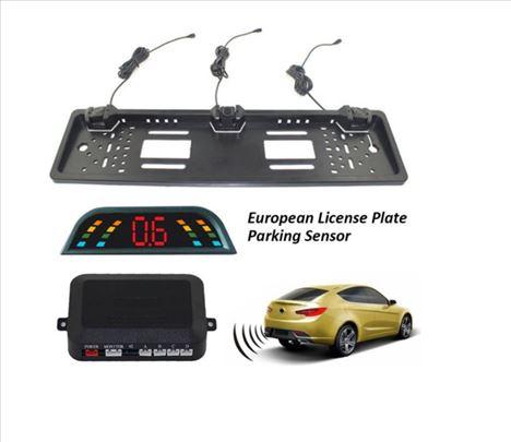 Tablica + parking senzori + kamera