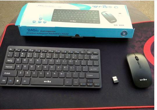 Tastatura + Miš - Bežično Povezivanje