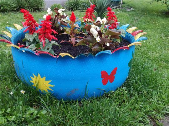 Dekorativne saksije za cvece