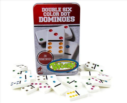 Društvena igra -Double Domine (Odličan set)