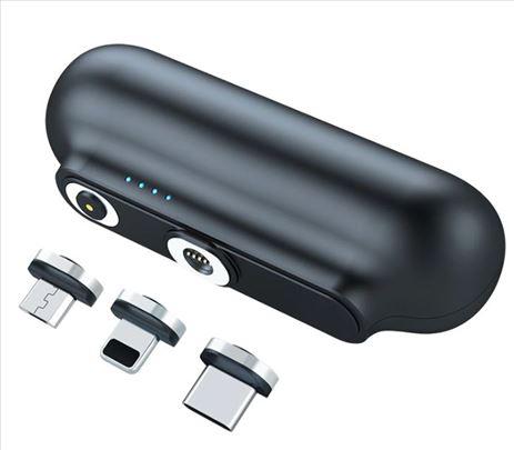 Mini-magnetni punjač micro USB (Novo)