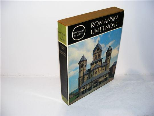 Romanska umetnost