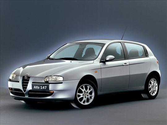 Alfa Romeo 147 Delovi