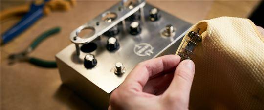 Servis elektronike i audio uređaja