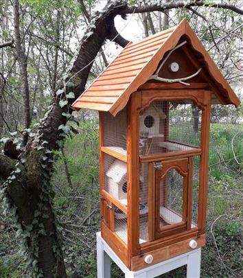 Kavez za veverice i druge glodare