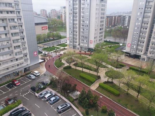 Novi Beograd-Belvil-68m2-Garaža-Uknjižen ID#1830