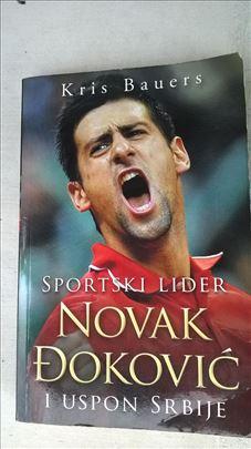 Knjiga: Sportski lider Novak Đoković i uspon Srbij