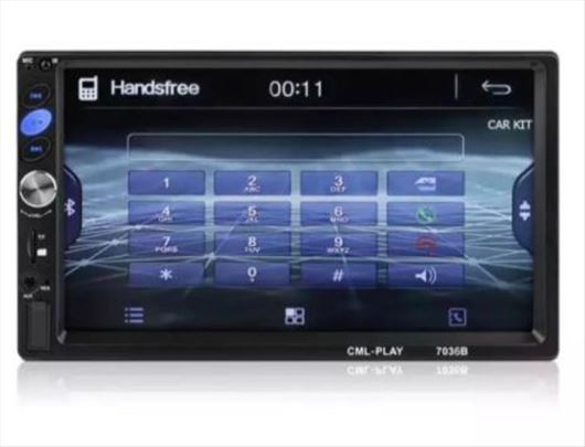 Multimedia 7032B tft dis 7 inci+Kamera